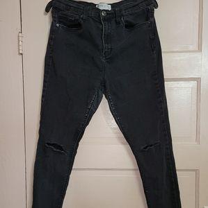 Mudd Black Jean Leggings